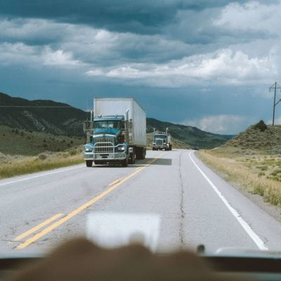 Study: electronic recording devices can prevent truck crashes