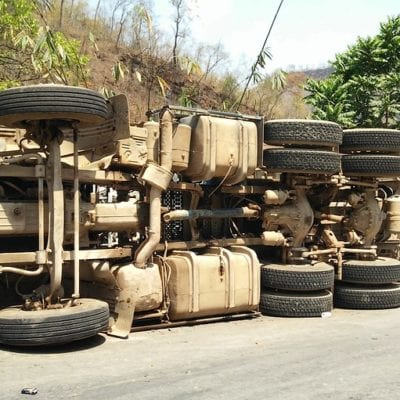 The Different Types of Truck Accidents