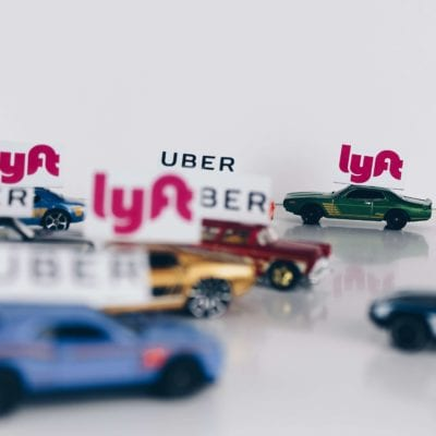 Austin Sends Uber, Lyft Fingerprint Mandate to Voters
