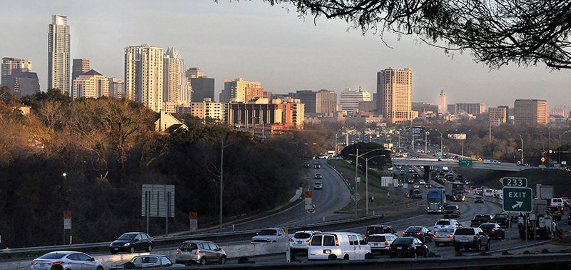 Austin, Texas $720 Million transportation bond will go before voters Nov. 8