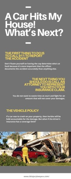 Austin Texas Car Accident Lawyer Infographic