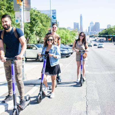 Austin Scooter Accidents Rising