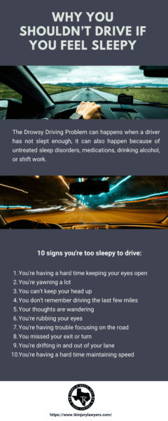 The Drowsy Driving Problem